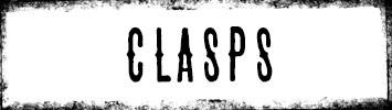 Tim Holtz Assemblage Clasps